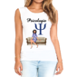 Transfer sublimático para camiseta Psicologia 004759