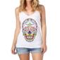 Transfer sublimático para camiseta Caveira Mexicana 000096