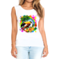 Transfer sublimático para camiseta Feminina 002476