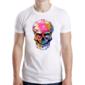 Transfer sublimático para camiseta Caveiras 003721