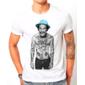 Transfer sublimático para camiseta Seu Madruga Tatoo 003264