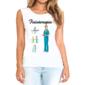 Transfer sublimático para camiseta Fisioterapia 004750