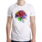 Transfer sublimático para camiseta Caveiras 003675