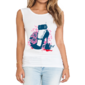 Transfer sublimático para camiseta Feminina 002113