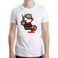 Transfer sublimático para camiseta 004708