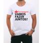 Transfer sublimático para camiseta Engraçada 000527