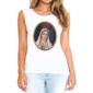 Transfer sublimático para camiseta Santos 004457