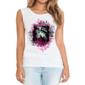 Transfer sublimático para camiseta Feminina 000659