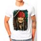 Transfer sublimático para camiseta Seu Madruga/Johnny Depp 003263