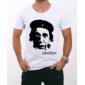 Transfer sublimático para camiseta Albert Einstein 001271