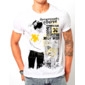 Transfer sublimático para camiseta Radical 001490