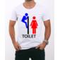 Transfer sublimático para camiseta Engraçada 000533