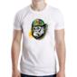Transfer sublimático para camiseta Animal Hipster 003584