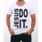Transfer sublimático para camiseta Religiosa 001520
