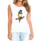 Transfer sublimático para camiseta Feminina 004116