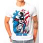 Transfer sublimático para camiseta Radical 001332