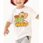 Transfer sublimático para camiseta Infantil 000929