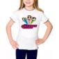 Transfer sublimático para camiseta 004605