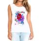 Transfer sublimático para camiseta Feminina 002632