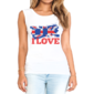 Transfer sublimático para camiseta Feminina 002494