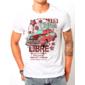Transfer sublimático para camiseta Radical 001423
