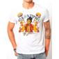 Transfer sublimático para camiseta Radical 001399