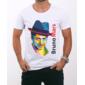 Transfer sublimático para camiseta Bruno Mars 000204