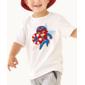 Transfer sublimático para camiseta Heróis Baby 004296