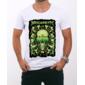 Transfer sublimático para camiseta Megadeth 000273