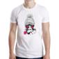 Transfer sublimático para camiseta Animal Hipster 003590