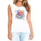 Transfer sublimático para camiseta Feminina 004249