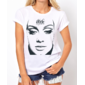 Transfer sublimático para camiseta Adele 000155