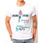 Transfer sublimático para camiseta Surf/Street 001842