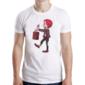 Transfer sublimático para camiseta Zombies 004327