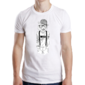 Transfer sublimático para camiseta Animal Hipster 003542