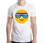 Transfer sublimático para camiseta Emoticons 003320