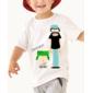 Transfer sublimático para camiseta Turma do Chaves 001879