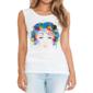 Transfer sublimático para camiseta Feminina 001962