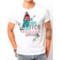 Transfer sublimático para camiseta Surf/Street 001830
