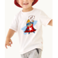 Transfer sublimático para camiseta Heróis Baby 004303