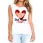 Transfer sublimático para camisa Amizade 004573