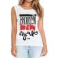 Transfer sublimático para camiseta Feminina 000649