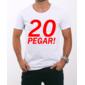 Transfer sublimático para camiseta Engraçada 000537