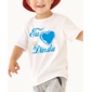 Transfer sublimático para camiseta Dinda 002022