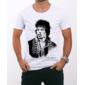 Transfer sublimático para camiseta Jimi Hendrix 000245