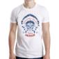 Transfer sublimático para camiseta Caveiras 003514