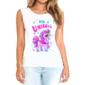 Transfer sublimático para camiseta Unicórnio 004059