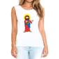 Transfer sublimático para camiseta Santos 004398