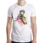 Transfer sublimático para camiseta Abstrata 003610