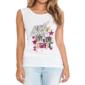 Transfer sublimático para camiseta Feminina 000597